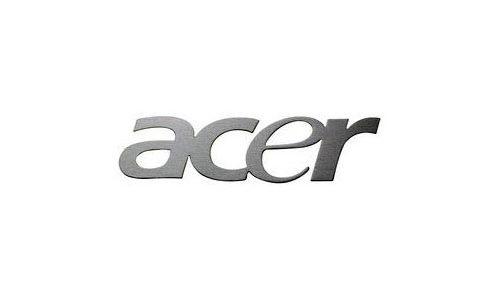 Acer Logo Metal Nameplate