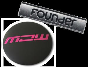 Metal Logo Nameplates