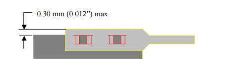 Crimp Alignment Diagram
